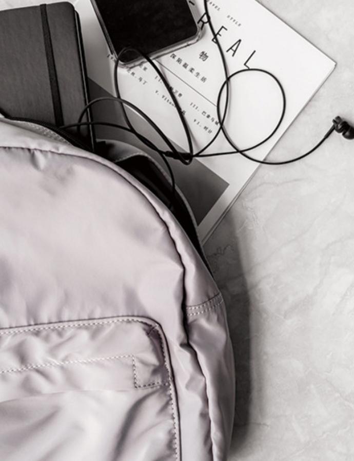 Backpacks – Balancing Functionality and Aesthetics