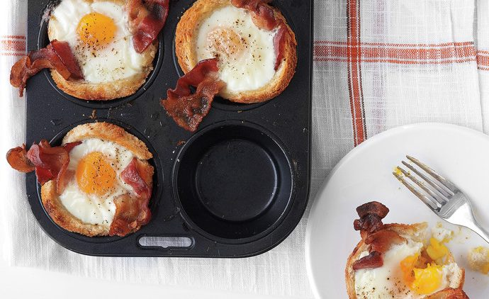 Create Bite Sized Meals with Your Muffin Pan!