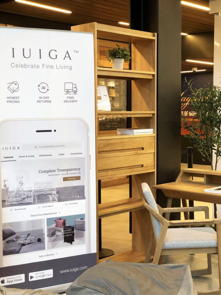 Come and visit us at IUIGA's Pop Up Store! -