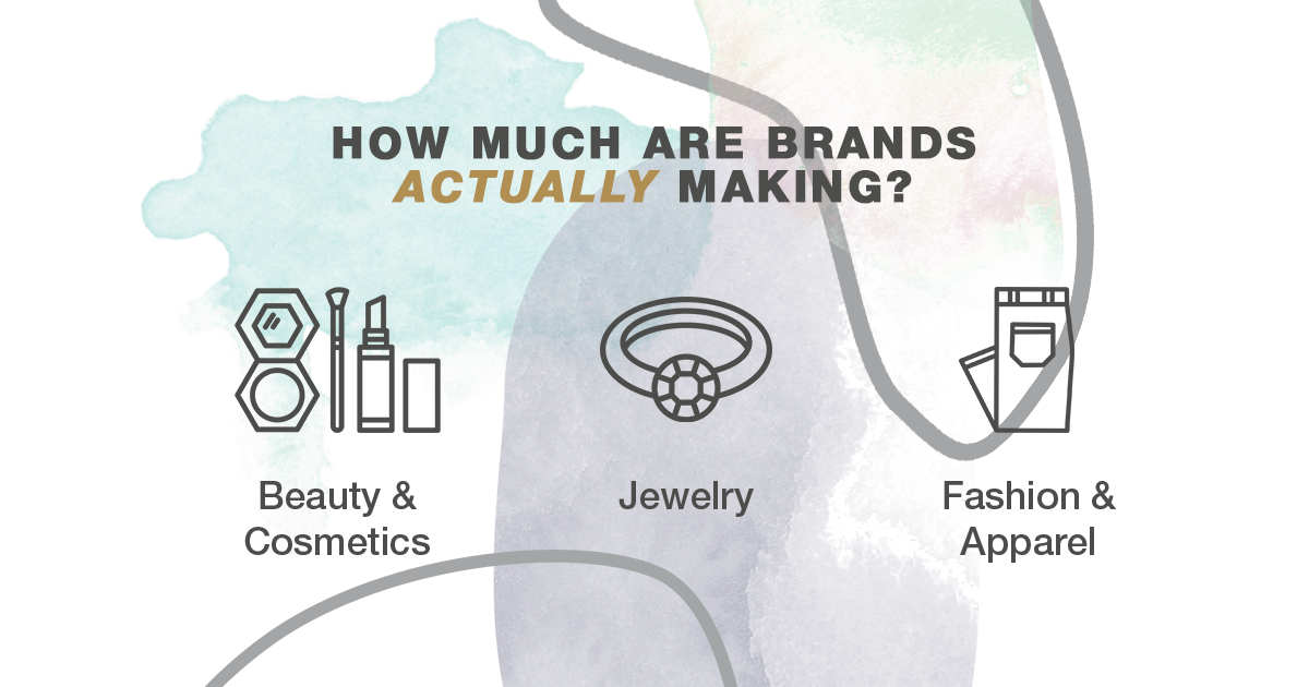 How much are brands ACTUALLY making?