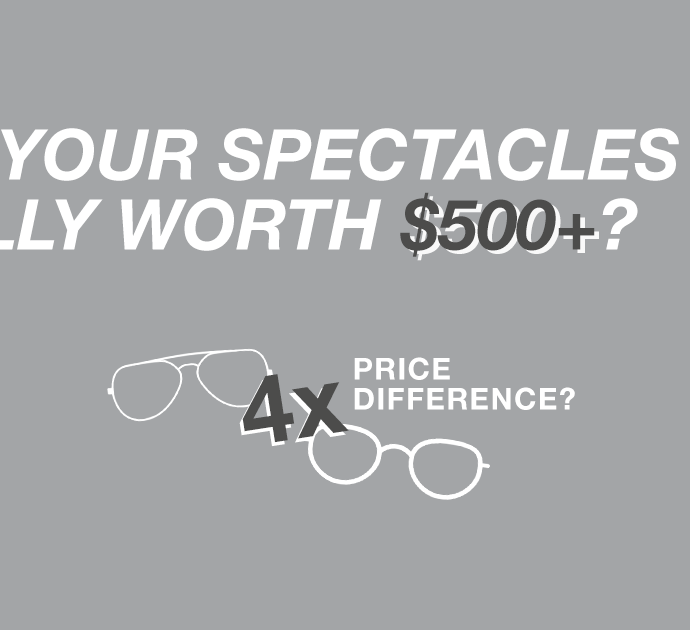 Are your spectacles really worth $500+?