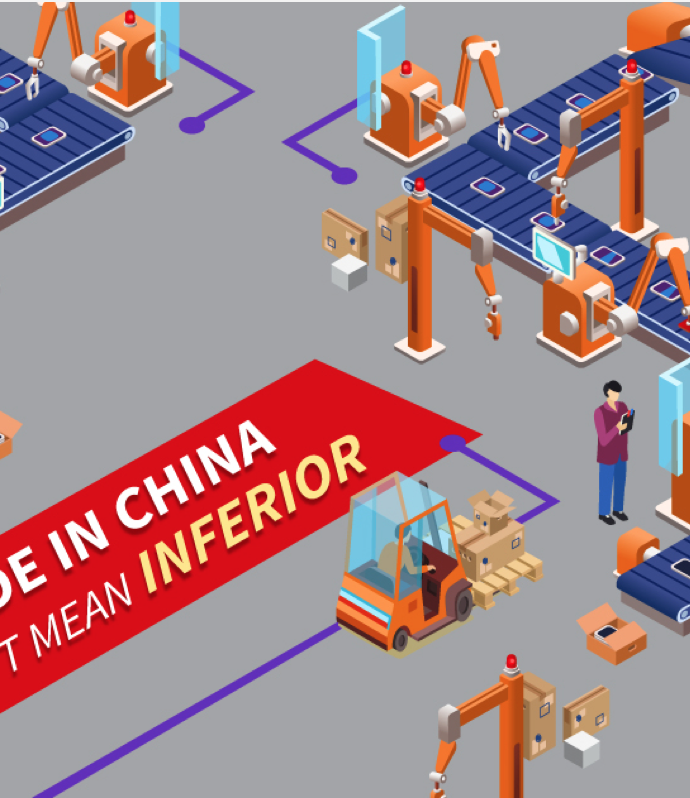 Change My Opinion: Made in China Doesn't Mean Inferior