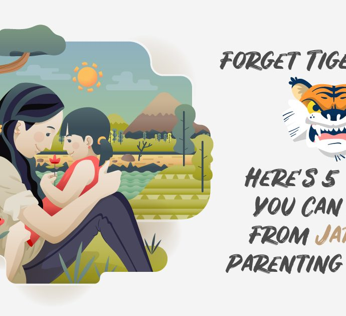 Forget Tiger Moms, Here's 5 Things You Can Learn From Japanese Parenting Culture