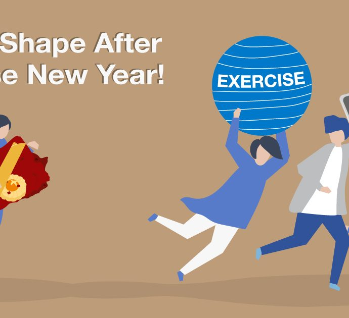 How to Lose That Chinese New Year Weight