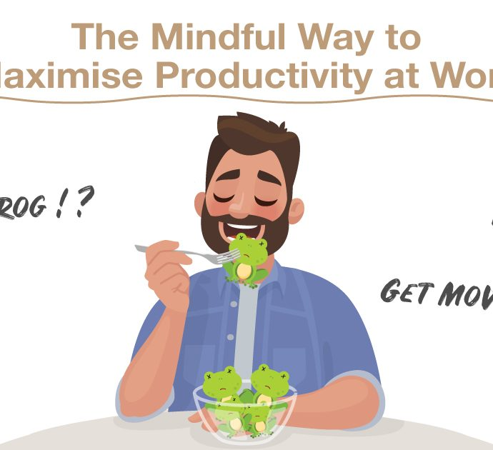 Mindful Productivity 101: How to be Massively Productive at Work