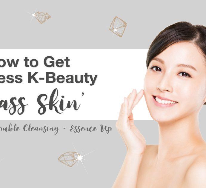 The Secret to Unlocking Youthful Korean 'glass skin'