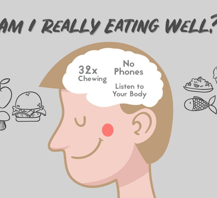 'It's NOT an Eating Contest' How Eating Mindfully Can Improve Your Life