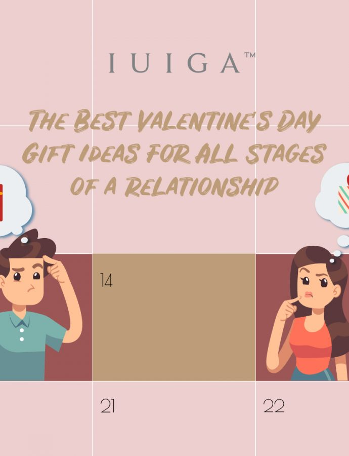 The Best Valentine's Day Gift Ideas For All The Stages of a Relationship