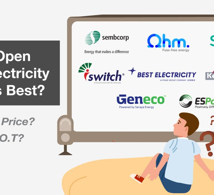 Electricity Wars: Guide to Choosing The Best Singapore Open Market Electricity Retailer For You