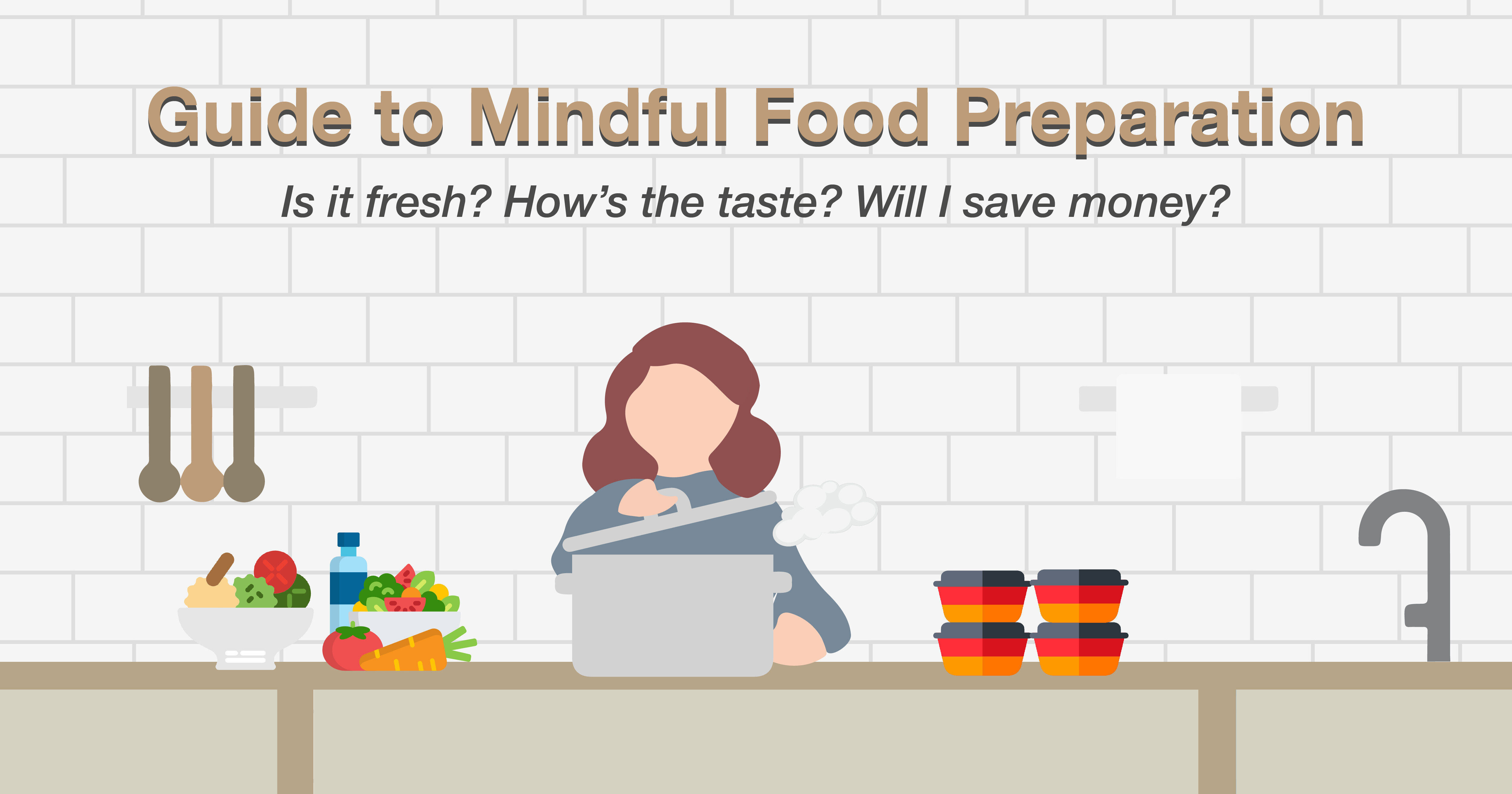 An Introduction to The Art of Mindful Food Preparation