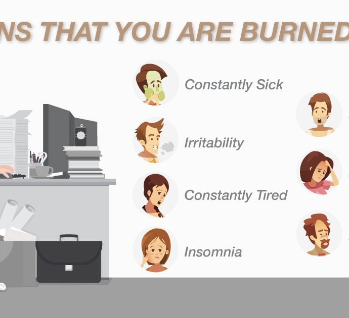 Here's How to Tell if You Are Really Burned Out
