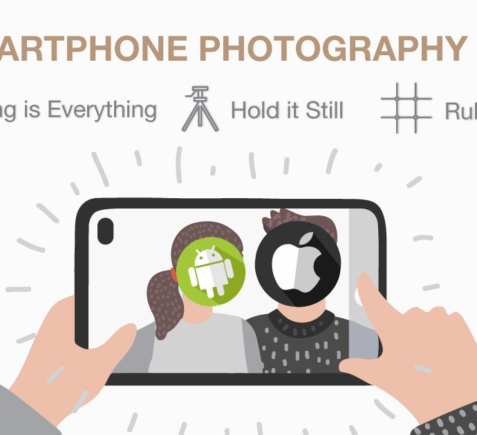 Step by Step Guide to Taking Stunning Photos With Just Your Phone