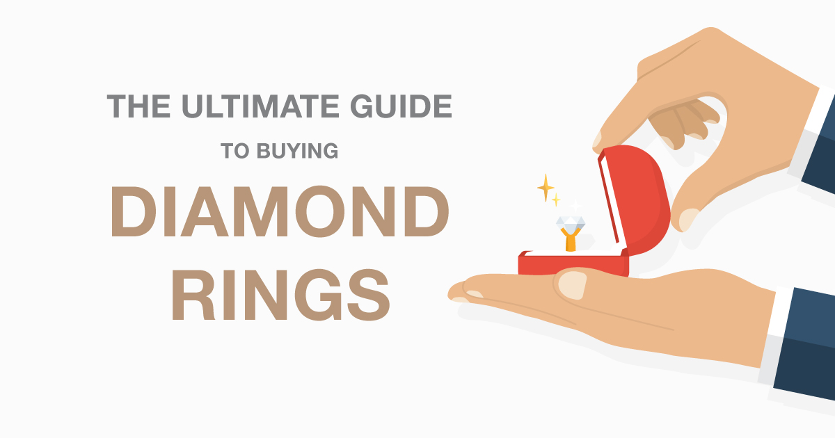 The Ultimate Guide to Buying Diamond Rings